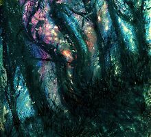 Equinox Forest  by Charissa May Borroff
