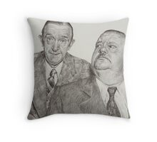 'Age is just a number' Throw Pillow
