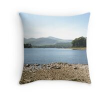 Derwentwater Keswick Throw Pillow