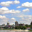 Harrisburg by James Wheeler
