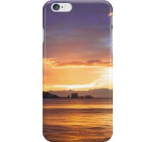RIO TEJO. sunset I iPhone Case/Skin