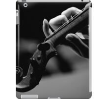 Gentle Notes  iPad Case/Skin