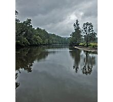Silky River Photographic Print