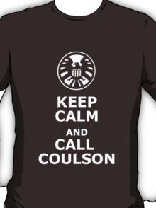 Keep calm and call coulson T-Shirt