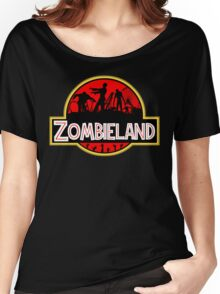 Zombieland Women's Relaxed Fit T-Shirt