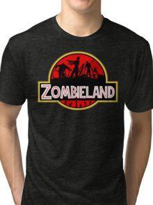 Zombieland Tri-blend T-Shirt