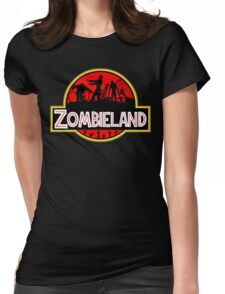 Zombieland Womens Fitted T-Shirt