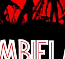 Zombieland Sticker