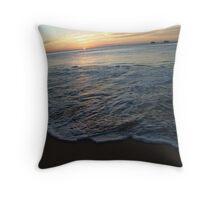 Sunrise Cabo San Lucas Throw Pillow