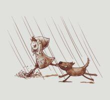 Rain Shirt by Ine Spee