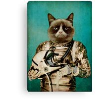 I need some space Canvas Print