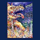 Rio's Carnival by Alejandro Silveira