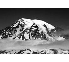 """Mt. Rainier"" Photographic Print"
