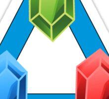 Smash Pots, Get Rupees - legend of Zelda Quote Sticker