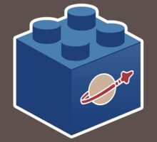 Space Lego Kids Clothes