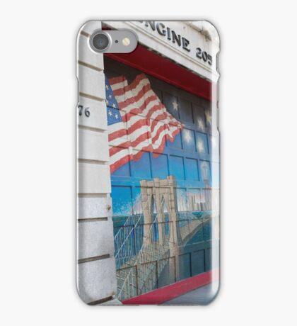 FDNY Ladder 118 / Engine 205 iPhone Case/Skin