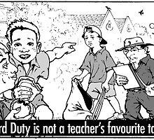Love Yard Duty by Paul Francis