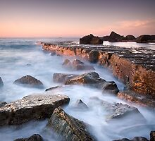 Forresters Beach Study # 4 by Brent Pearson