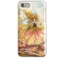 """Dance of Autumn"" iPhone Case/Skin"
