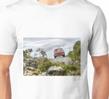 The Three Castles Welsh Trial - MK 1 Ford Escort - Photo Max Earey Unisex T-Shirt