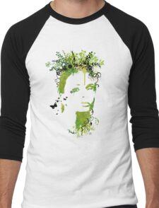 Amazon Goddess Men's Baseball ¾ T-Shirt
