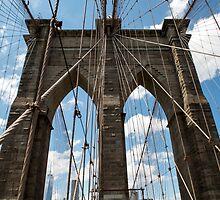 Brooklyn Bridge by Madilation