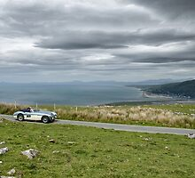 The Three Castles Welsh Trial - Healey 3000 MK11A - Photo Max Earey by Three-Castles