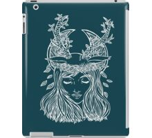 The Forest Princess iPad Case/Skin