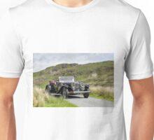 The Three Castles Welsh Trial - Alvis - Photo Max Earey Unisex T-Shirt