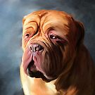 Stormy Dogue by Michelle Wrighton