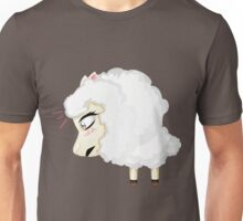Chibi Sheep 4 Unisex T-Shirt