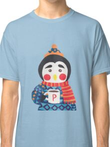 Winter Season is Coming (Penguin Edition) Classic T-Shirt