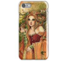 Autumn Fay iPhone Case/Skin