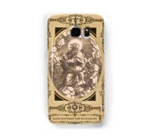 Saint Matthew The Evangelist Samsung Galaxy Case/Skin