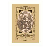 Saint Matthew The Evangelist Art Print