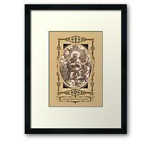 Saint Matthew The Evangelist Framed Print