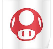 Super Mario Bros. Symbol - Super Smash Bros. (color) Poster