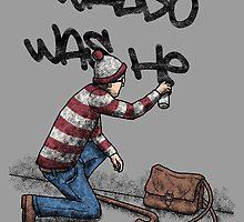 Waldo was here by Nasken
