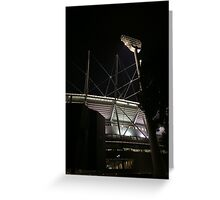 Melbourne Cricket Ground- 2014 Greeting Card