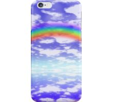 Big rainbow iPhone Case/Skin