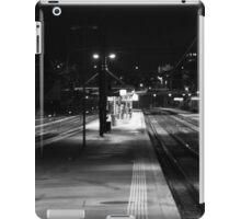 Railway station iPad Case/Skin