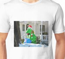 From The Fossil Record ~ Greetings Of The Season Unisex T-Shirt