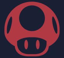Super Mario Bros. Symbol - Super Smash Bros. (color) One Piece - Short Sleeve
