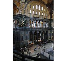 Hagia Sophia: Gallery View Photographic Print