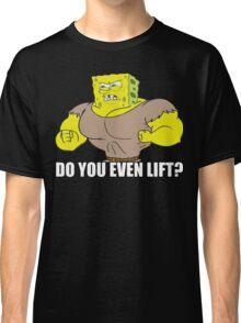 The Sponge Lifts Classic T-Shirt