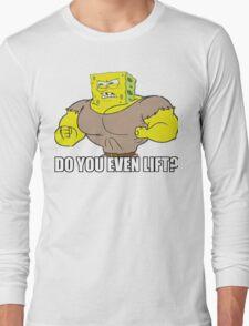 The Sponge Lifts Long Sleeve T-Shirt
