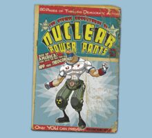 The Atomic Adventures of Nuclear Power Pants... T-Shirt