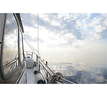 Reflections Of A Far Ocean Photographic Print