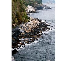 Atlantic Shoreline Photographic Print