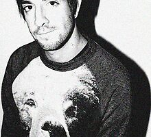 Jack Barakat of All TIme Low inspired by EllenLouise